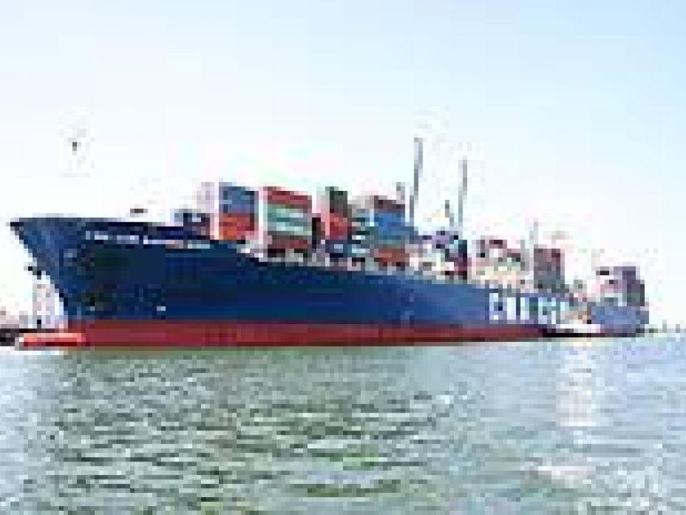 Asien - USA mit Panama- und Suzekanal