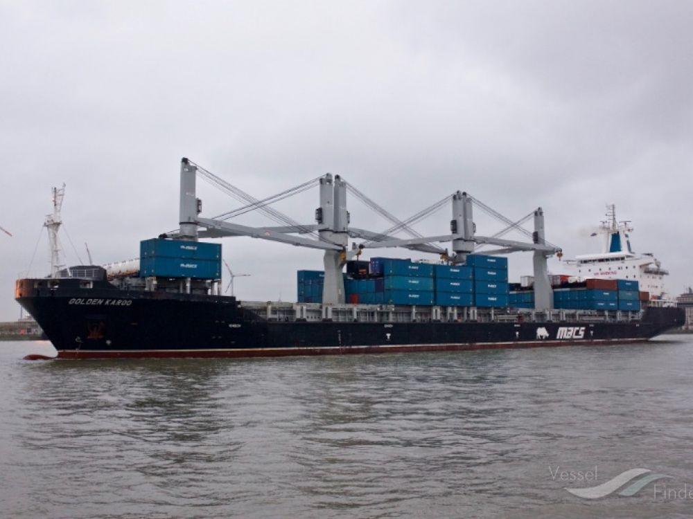 Hamburg - Südafrika mit Mehrzweckschiffen